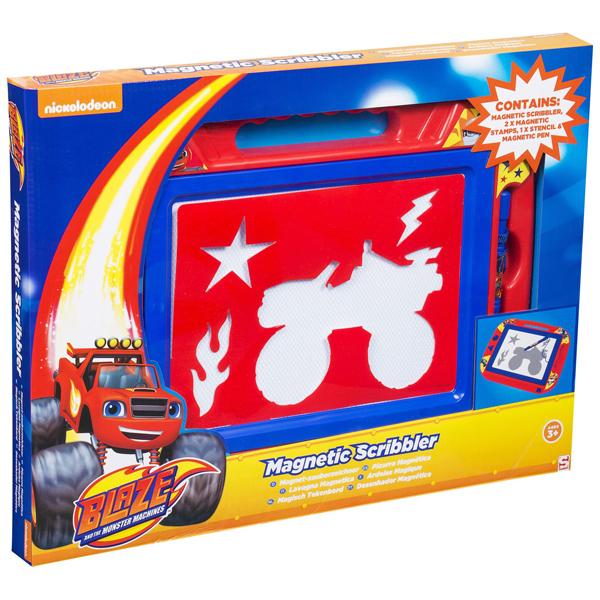Blaze Magnetna tabla za pisanje 48x35cm BLZ-4222 - ODDO igračke