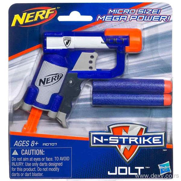 Nerf N-Strike Elite Jolt Blaster A0707 - ODDO igračke
