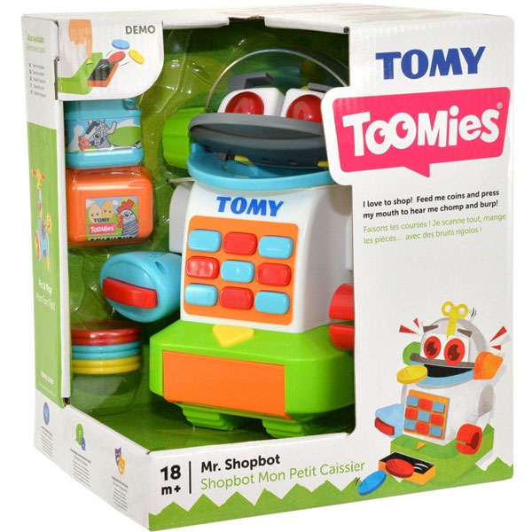 Tomy Mr. Shopbot TM72612 - ODDO igračke