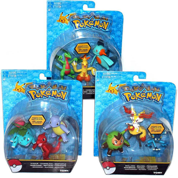 Pokemon figure Tomy TMT18524D - ODDO igračke
