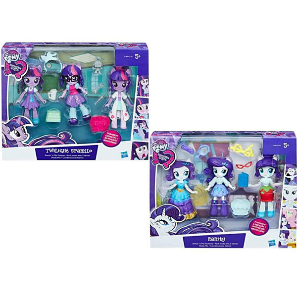 My little pony Switch n Mix fashions C1721 - ODDO igračke