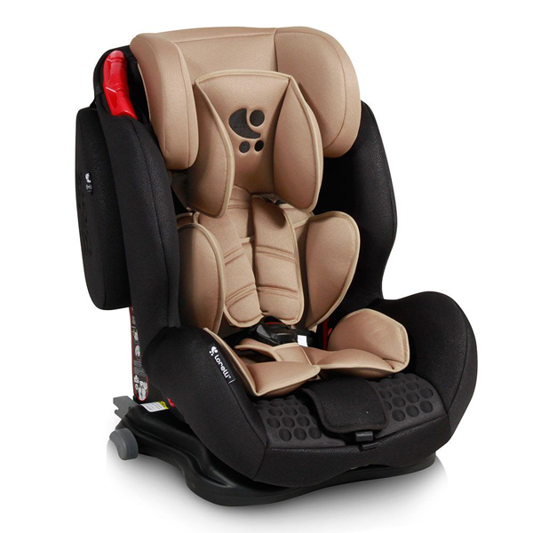 Autosediste Titan Sps Isofix 9-36kg Brown 10071021609 - ODDO igračke