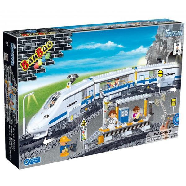 BanBao kocke Voz 8221 - ODDO igračke