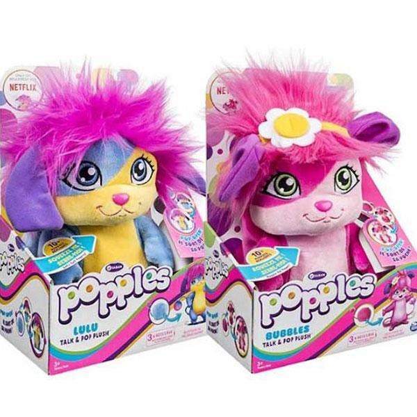 PopPles Bubbles i Lulu sa vrećicom 23899 - ODDO igračke