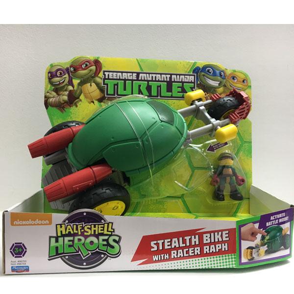 Ninja Turtles Stealth Bike sa vozačem Raphom 150476 | ODDO igračke