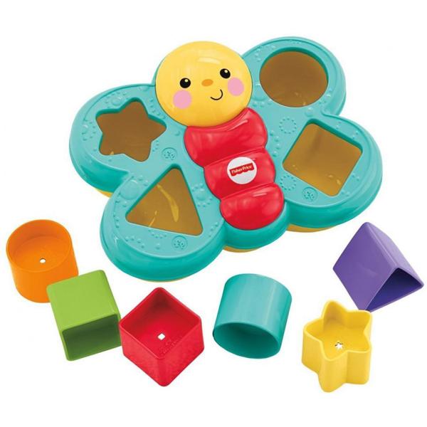 Fisher Price Umetaljka leptir baby CDC22 - ODDO igračke