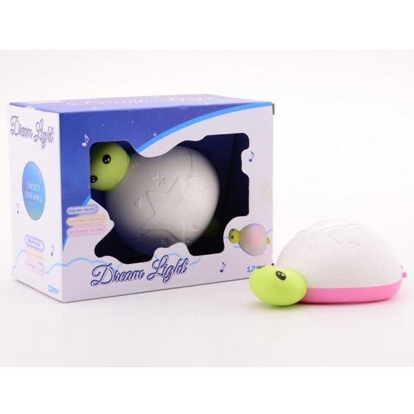 Baby noćna lampa kornjača 22244 - ODDO igračke