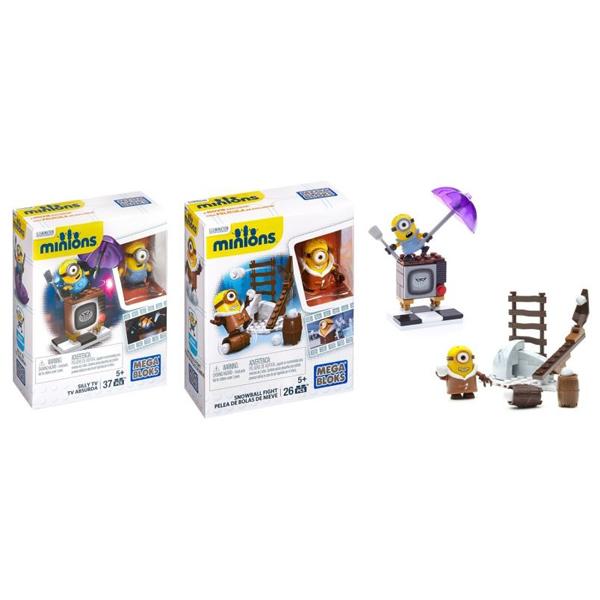 Minions Kocke Mega Bloks Movie Fun CNF47-996A - ODDO igračke
