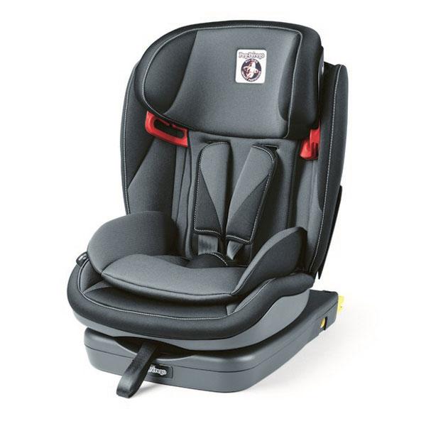 Auto sediste za decu od 9-36 kg Viaggio 1-2-3 Via Crystal Black P3810111533 - ODDO igračke