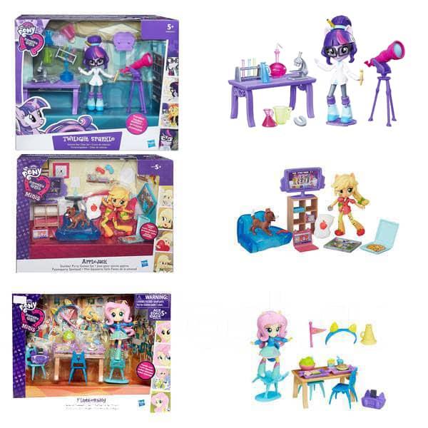 My Little Pony Mini Story Playset B4910/B4983 - ODDO igračke