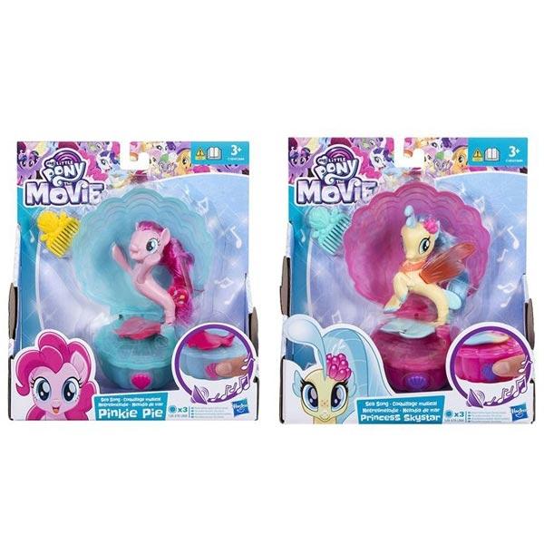 My Little Pony The Movie Pinkie Pie Sea Song sirena sa zvukom C1834/C0684 - ODDO igračke