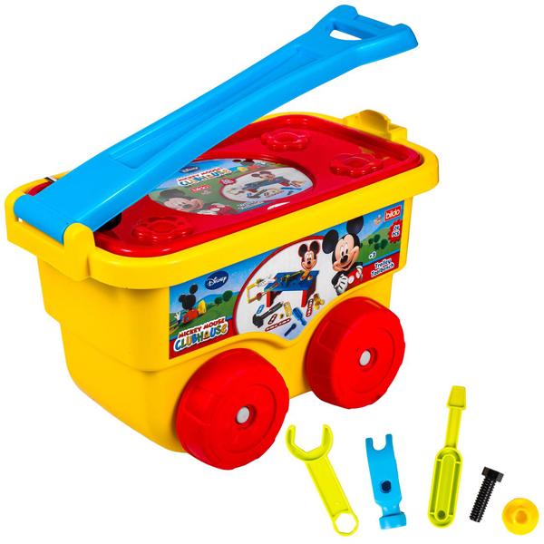Alat set u kolicima Mickey Mouse 04/8403 - ODDO igračke