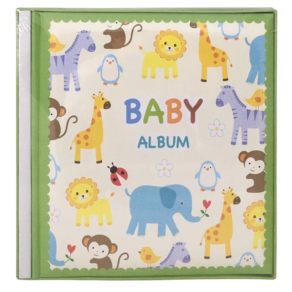 Album 10X15/120 Baby Zoo u kutiji K2586_1 - ODDO igračke