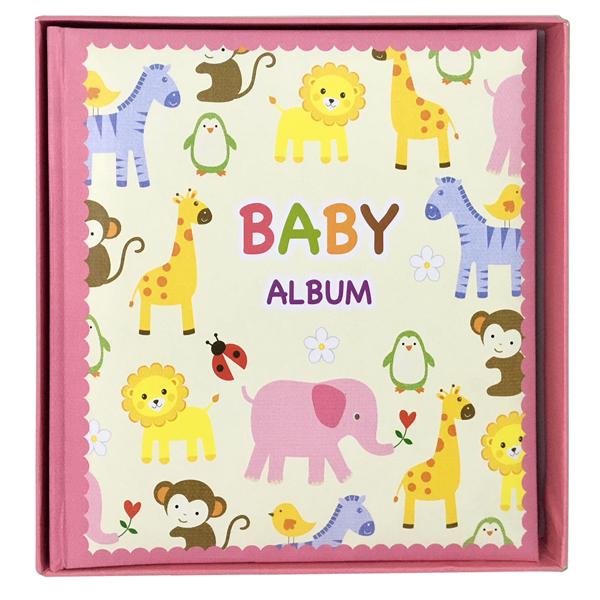 Album 10X15/120 Baby Zoo u kutiji K2586_2 - ODDO igračke
