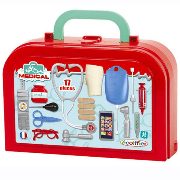 Doktorski set De luxe Ecoiffier SM000251 - ODDO igračke