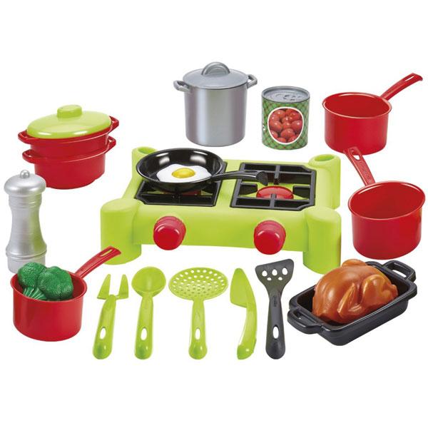 Kuhinja set Ecoiffier SM002649 - ODDO igračke