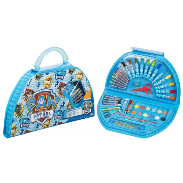Paw Patrol Set za crtanje Carry Along  Boy PWP-4139 - ODDO igračke