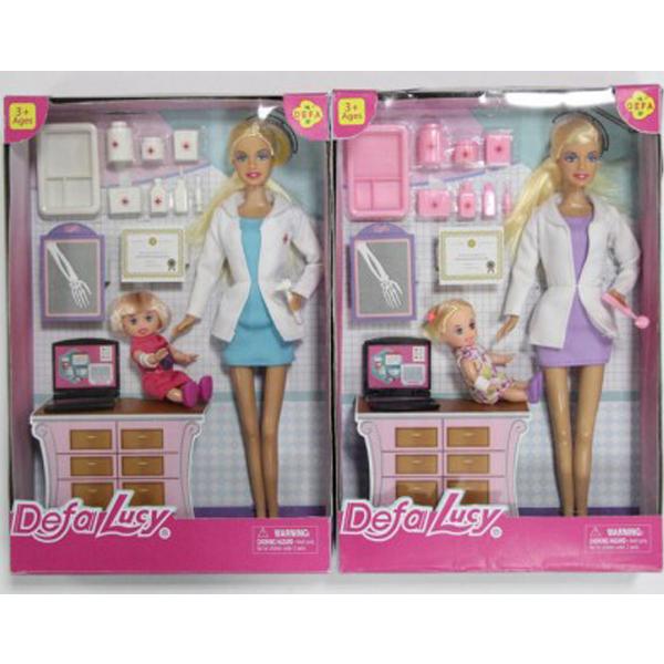 Lutka Defa medicinska sestra 8348 - ODDO igračke