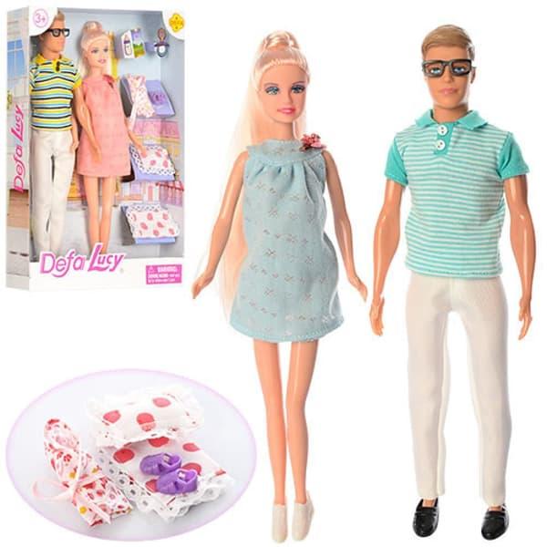 Lutka Defa porodica 8349 - ODDO igračke