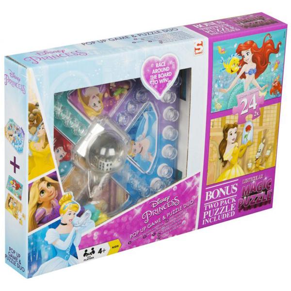Ne ljuti se čoveče i Slagalica 24pcs Princess DSP13-4564 - ODDO igračke