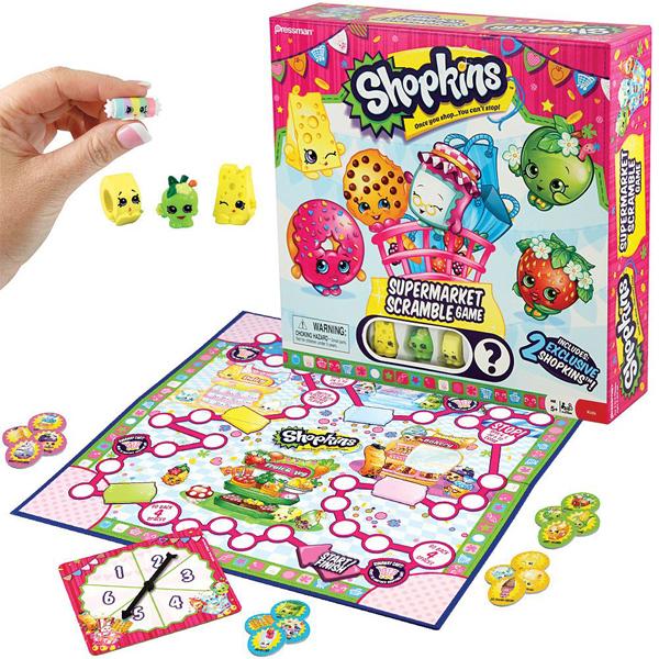 Društvena igra Shopkins 1340041 - ODDO igračke