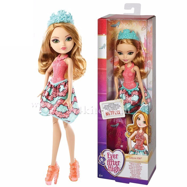 Ever After High Lutka Ashlynn Ella DLB37 - ODDO igračke
