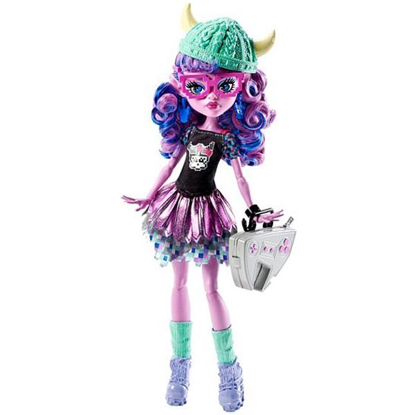 Monster High Lutka Brand-Boo Students Kjersti Trollson CJC62 - ODDO igračke