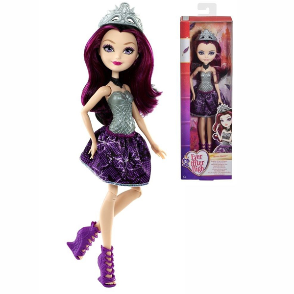 Ever After High Lutka Raven Queen Mint DLB35 - ODDO igračke
