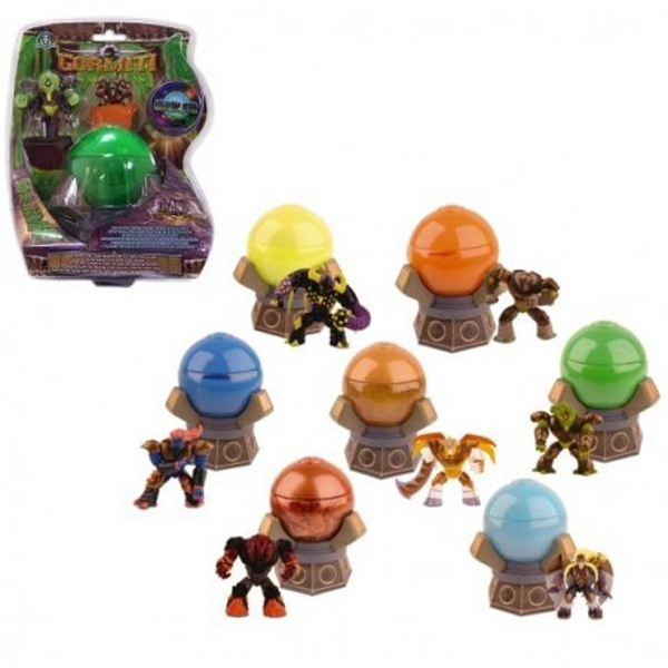 Gormiti Figure Titan Gloop DPF7607 - ODDO igračke