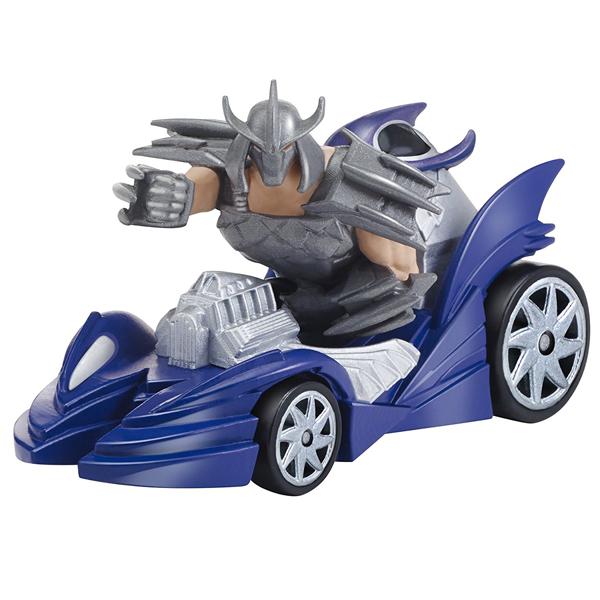 TMNT Figura u vozilu T-Machines Shredder 97213 - ODDO igračke