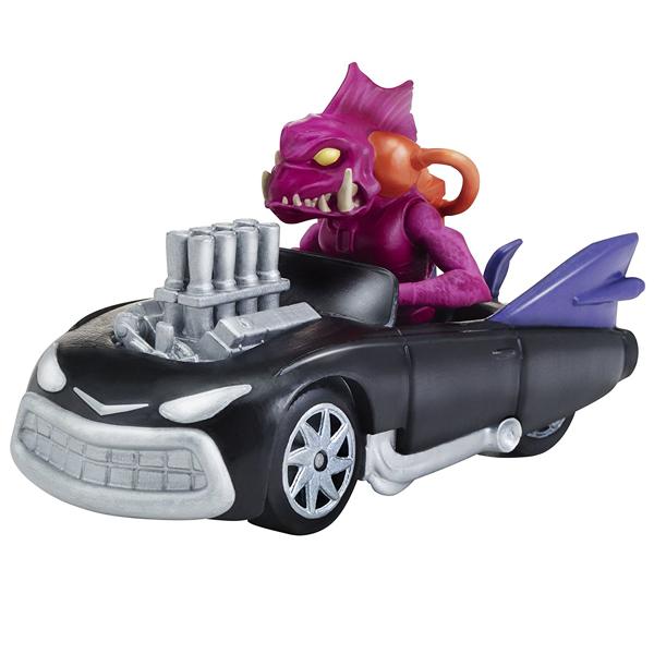 TMNT Figura u vozilu T-Machines Fishface 97212 - ODDO igračke