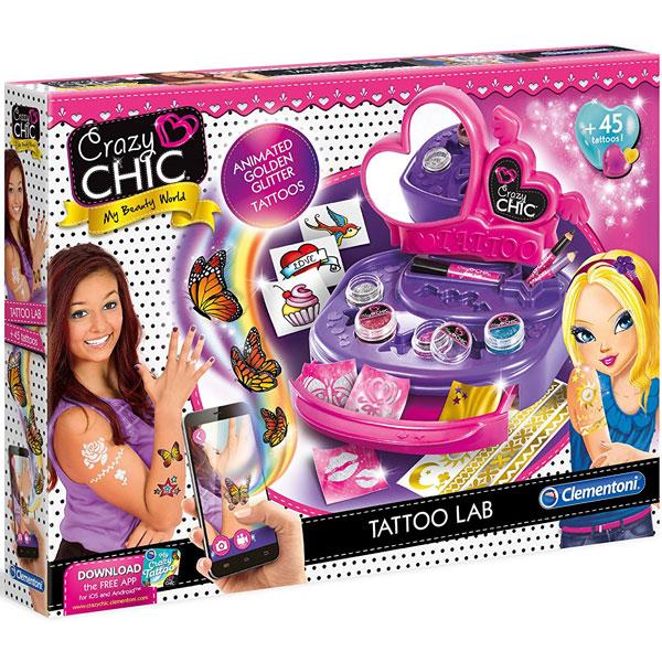 Laboratorija Tetovaža Crazy Chic CL15316 - ODDO igračke
