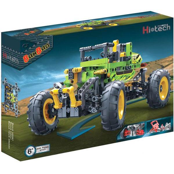 BanBao kocke Kamion 6952 - ODDO igračke
