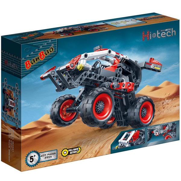 BanBao kocke Auto Jumper 6956 - ODDO igračke