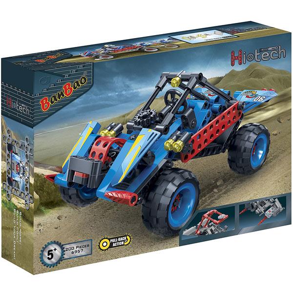 BanBao kocke Trkački automobil 06 6957 - ODDO igračke