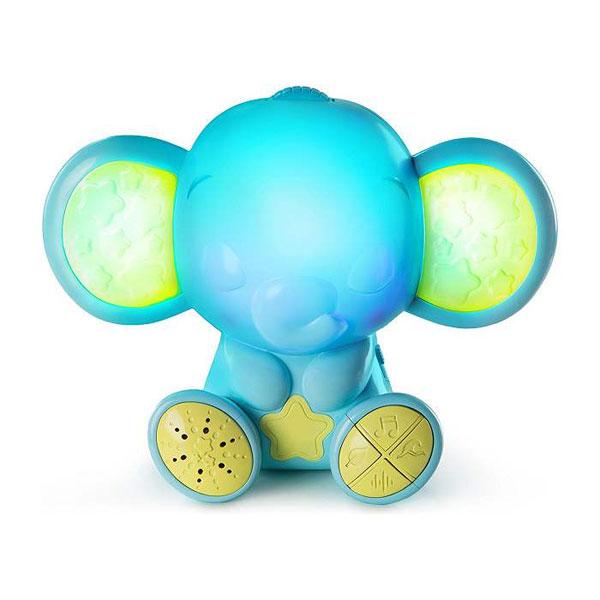 KIDS II NOCNO SVETLO Enchanting Elephant Soother SKU11066 - ODDO igračke