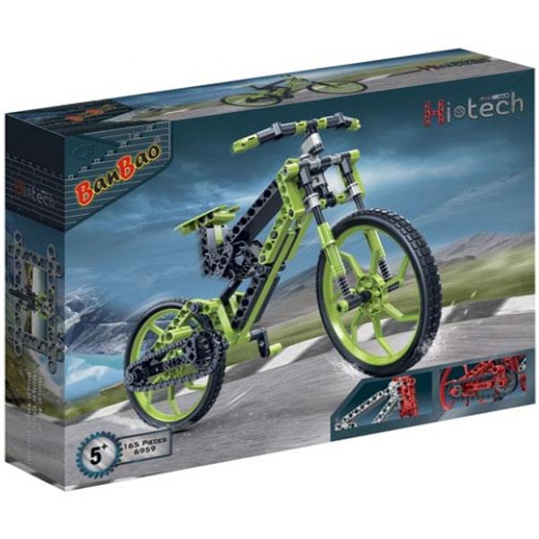 BanBao kocke Trkački bicikl 6959 - ODDO igračke