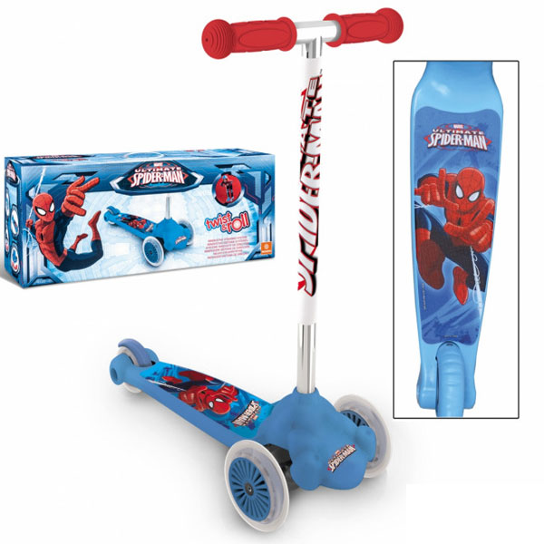 Trotinet Spider-Man Twist roll romob 18-540210 - ODDO igračke