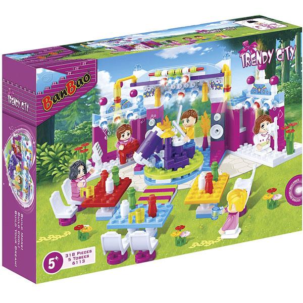 BanBao kocke Letnja pozornica 6113 - ODDO igračke