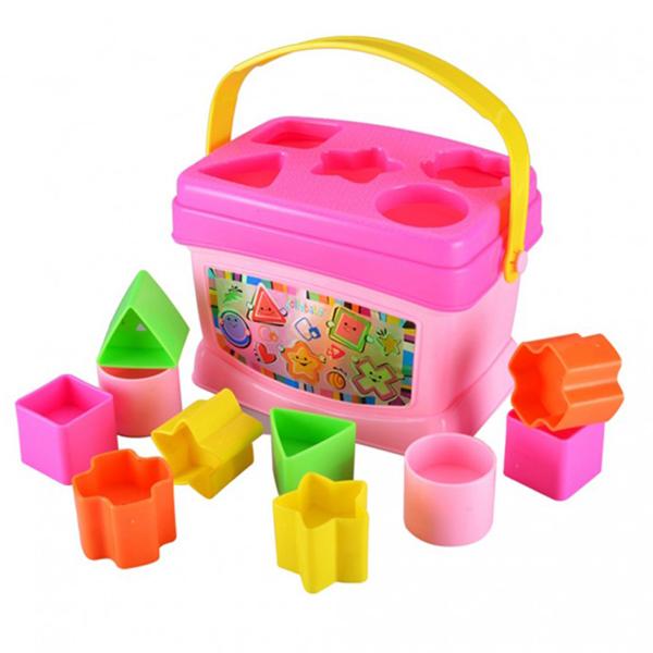 Jollybaby kocke pogodi oblik 8030j - ODDO igračke
