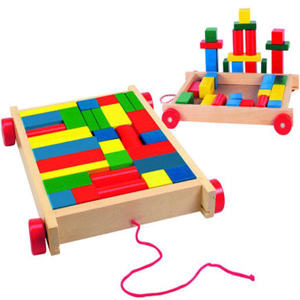 Woody Drvena kutija 90007 - ODDO igračke
