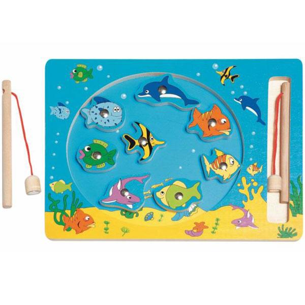 Woody Pecanje ribica 90026 - ODDO igračke
