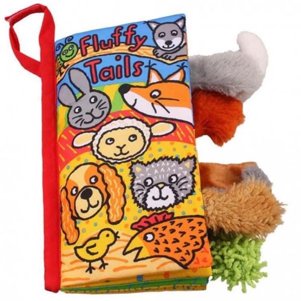 Knjiga repići životinja iz šuma Jollybaby 8068j - ODDO igračke