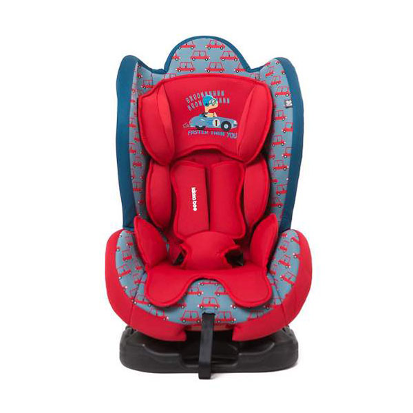 Autosediste Bon Voyage+Sps-Red Cars 0-25kg 31002060004 - ODDO igračke