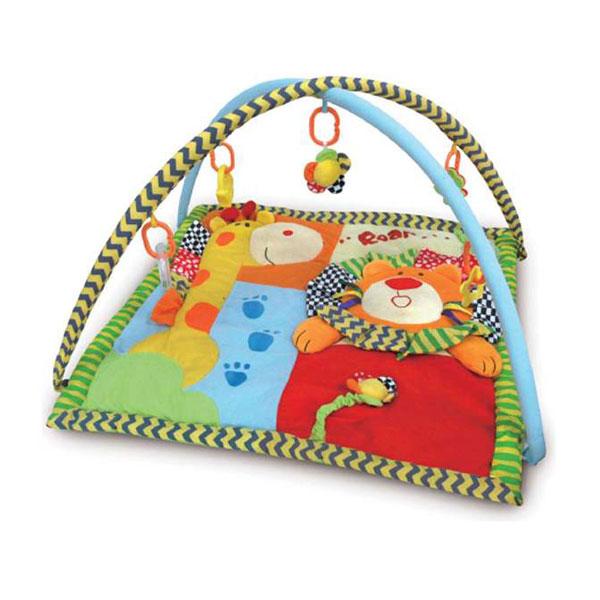 Podloga Za Igru Safari 31201010002 - ODDO igračke