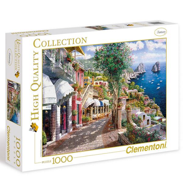 Clementoni Puzzla Capri 1000pcs 39257 - ODDO igračke