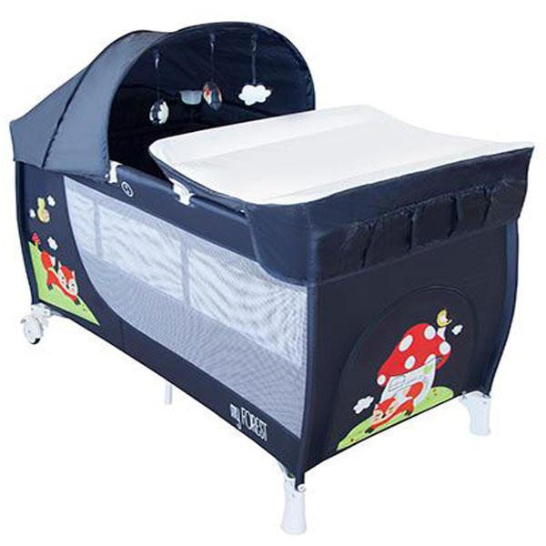 Krevet Torba My Forest 2 Nivoa Fox 31003010003 - ODDO igračke