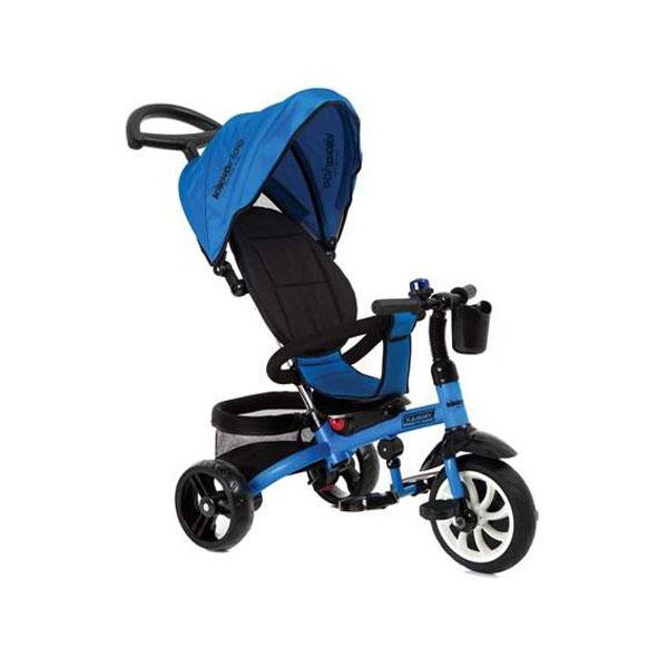 Tricikl Xammy French Blue 31006020015 - ODDO igračke