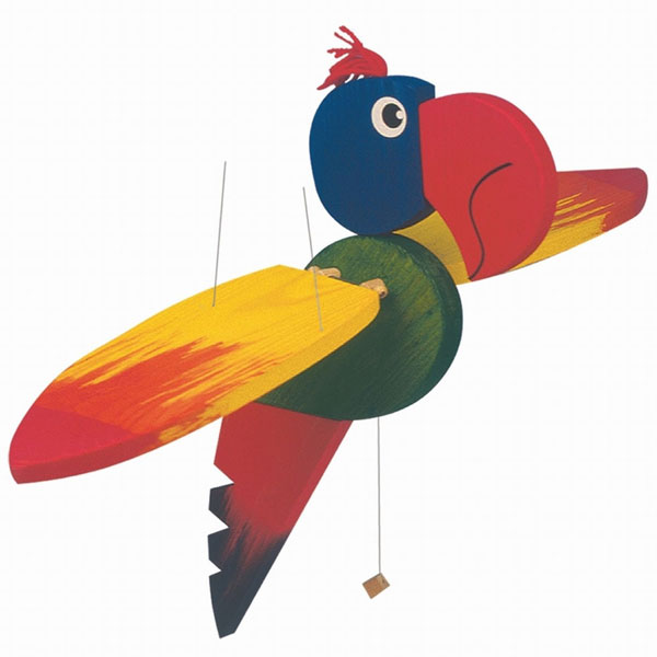 Woody Leteći papagaj veliki 10214 - ODDO igračke