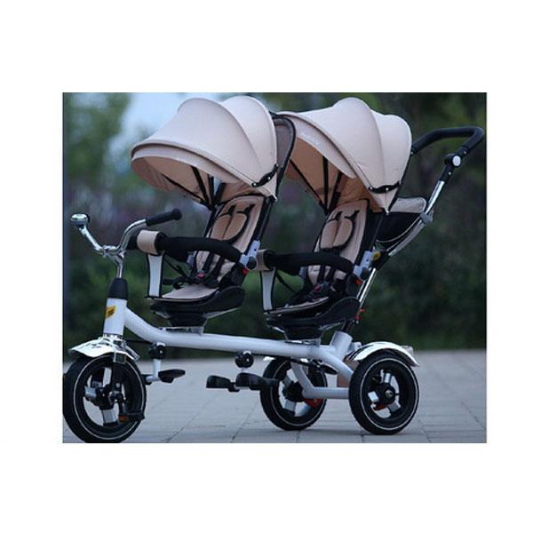 Tricikl Playtime model TWINS 412 - ODDO igračke